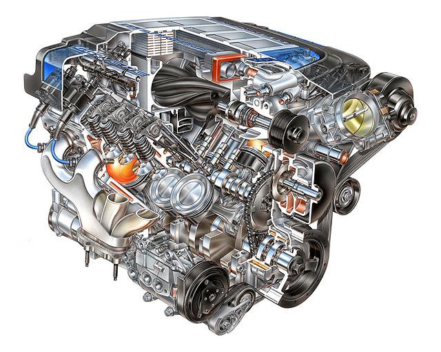 2009 LS9 6.2L V-8 SC (LS9)