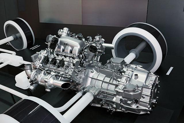 次期NSX发动机本体两侧这两颗涡轮的存在,让那些最乐观的猜测已然成真。