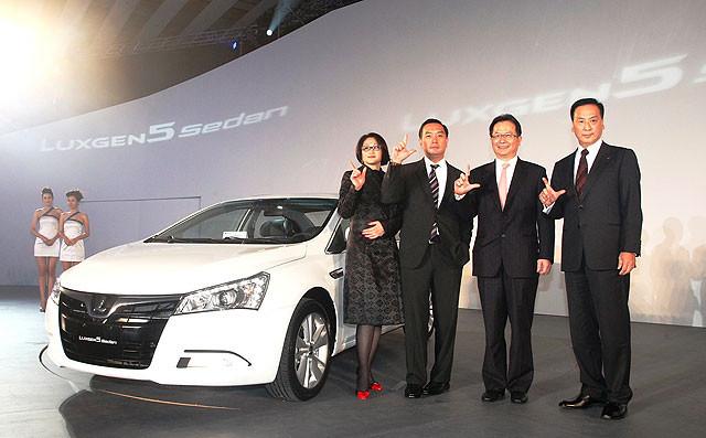 在2011年年底的台北车展上,纳智捷这个在2009年才正式成立的品牌便推出了由Neora概念车发展而来的首款四门房车纳智捷5,并在8个月后,正式在台湾地区市场上推出发售。