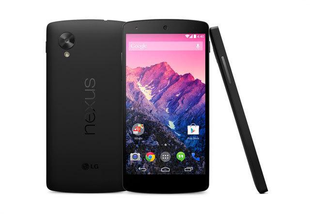 Google在美国正式发表Nexus 5智能手机,售价为16GB 349美元、32GB 399美元,港版目前已正式上市,至于美版到货时间还有待进一步确认。
