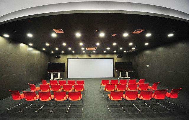 前瞻设计中心-虚拟现实影音室