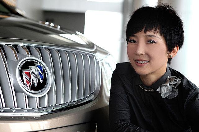 通用汽车中国公司前瞻设计中心设计总监 乌琳高娃