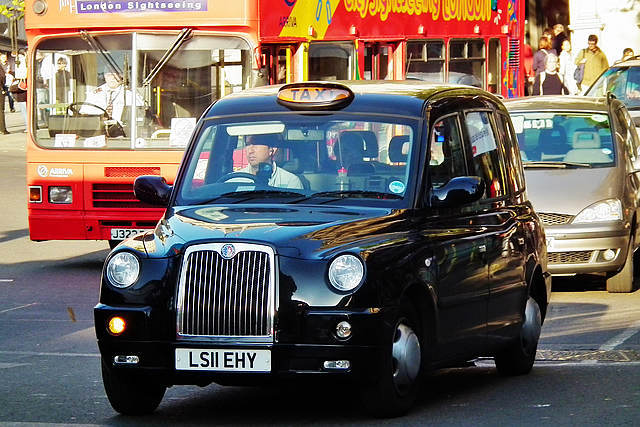 2011 London Taxis Int Tx4 Elegance