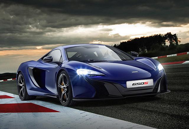 McLaren-650S1