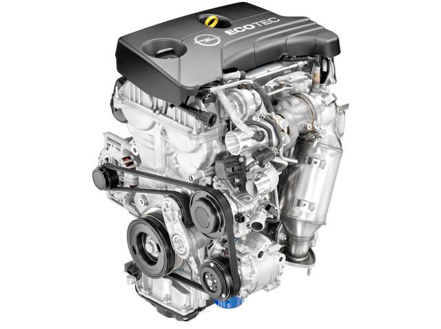 2.-通用汽车全新Ecotec-1.0L涡轮增压三缸发动机在最大功率上与它所取代的1