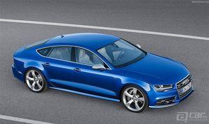 2015 Audi A7/S7 Facelift官方高清大图
