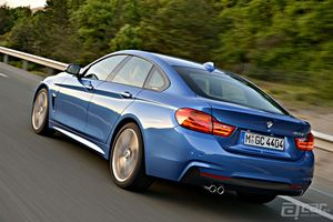 BMW 4-Series Gran Coupe最新官方高清大图