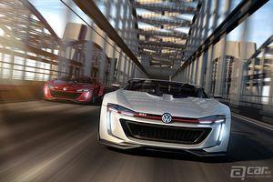 大众GTI Roadster概念车For GT6