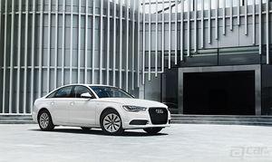 啊车网精美图集 Audi A6 Hybrid
