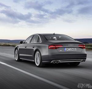 2015 Audi A8/S8官方高清大图