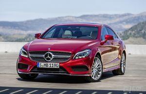 2015 Mercedes-Benz CLS官方首批高清图