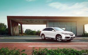 啊车网精美图集 Acura RDX