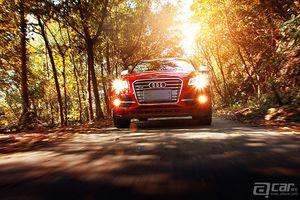 啊车网精美图集 Audi SQ5