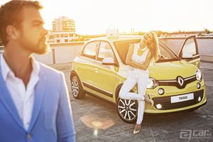 2015 Renault Twingo官方新出炉套图一批
