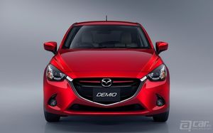 2015 Mazda Demio官图首批出炉