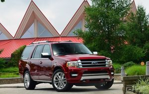 2015 Ford Expedition最新官方套图一批