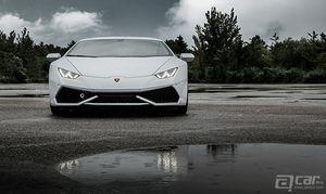 啊车网精美图集 Lamborghini Huracán