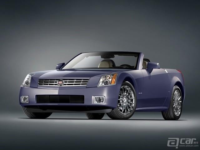 2007 Cadillac XLR Platinum