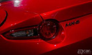 新一代马自达MX-5发布会精美图片