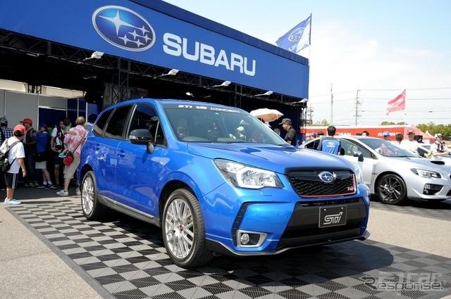 Subaru-Forester-STI-tS-Concept-1