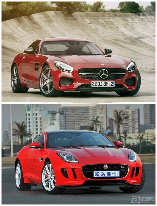 mercedes-amg-gt-vs-jaguar-f-type-coupe-photo-comparison_1