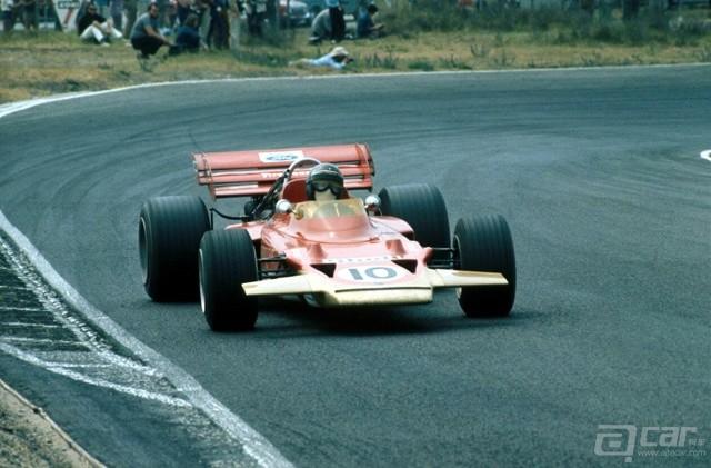 Jochen Rindt(AUT) Lotus 72C, Winner Dutch GP, Zandvoort, 21 June 1970