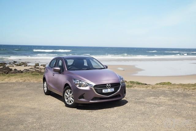 All-New Mazda2 Maxx