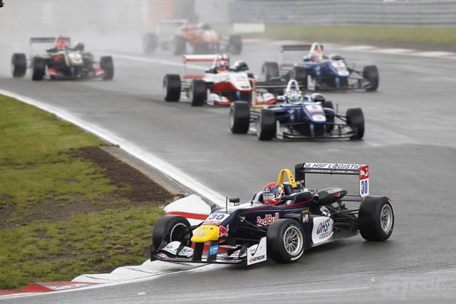 FIA Formula 3 European Championship, round 9, race 1, N??rburgring (GER)