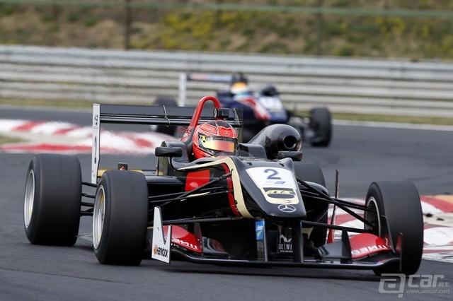 FIA Formula 3 European Championship Test Hungaroring (H)