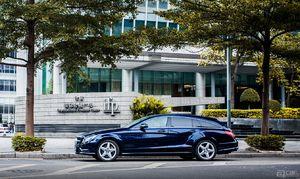 啊车网精美图集 Mercedes Benz CLS猎装版
