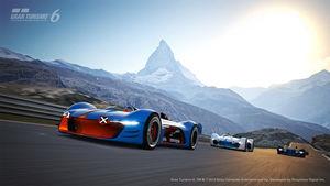 Alpine Vision GT官方图片