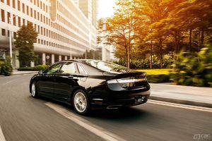 啊车网精美图集 Lincoln MKZ