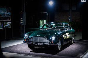 啊车网精美图集 Aston Martin DB6