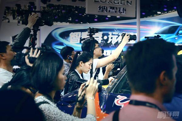 我在2016北京车展遇见你