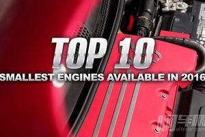 外媒评选十佳小排量发动机
