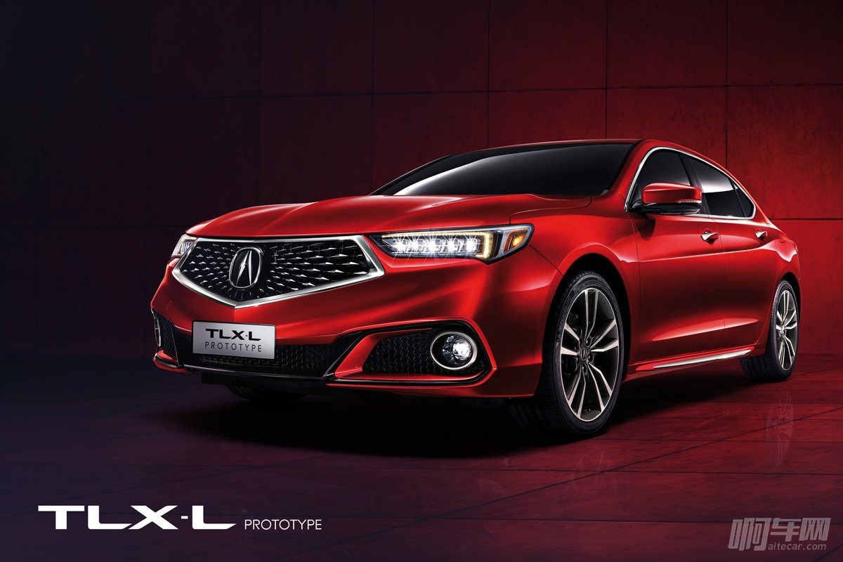 "Acura携TLX-L Prototype、MDX SPORT HYBRID强势登陆上海车展 深度诠释""Performance""品牌价值"
