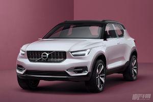 沃尔沃首款紧凑型SUV将于9月发布,内饰配色和用料曝光