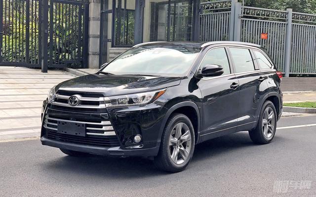 2018款广汽丰田汉兰达上市,估计又是加价提车的货