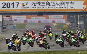 2018年泛珠三角超级赛车节春季赛即将开幕