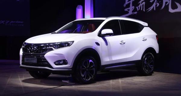 国民SUV改款后有啥不同?东南DX7 prime试驾丨视频