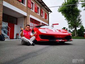 你还在信奉NA神话吗?Ferrari 488 PISTA意大利试驾快评
