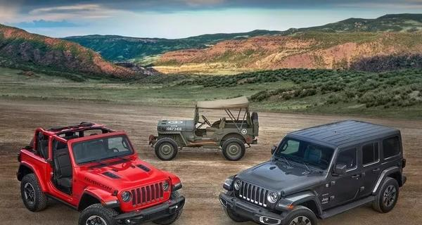 SUV中的全球偶像 全新Jeep牧马人上市42.99万起