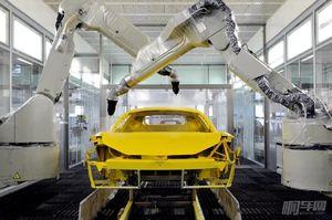 法拉利的帮手真不简单 这个PPG还进军了自动和电动汽车涂料领域