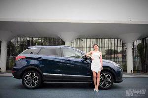 TA将引领AI时代?北京汽车新一代绅宝X55将于9月上市