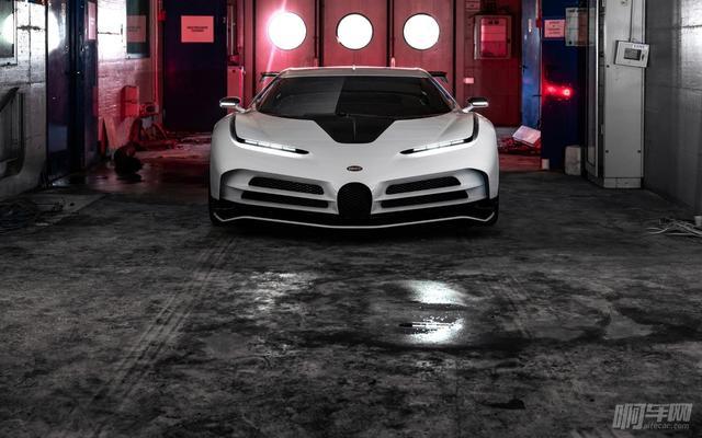 Bugatti Centodieci,一台向经典致敬而且比Chiron还要好看的汽车