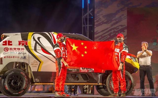 在世界上最艰苦的拉力赛场,一群中国爷们发车了!
